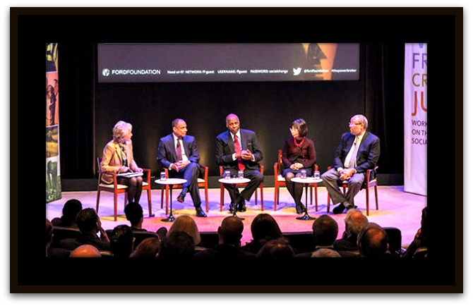 Ford Foundation panel on Whitney Young documentary
