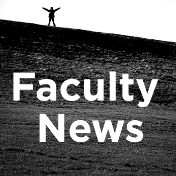 Faculty News