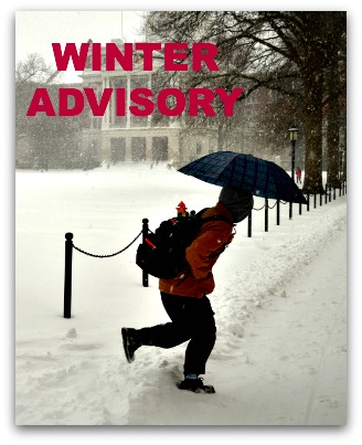 Winter Advisory