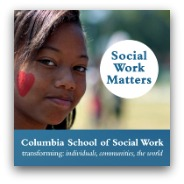 Social Work Matters podcast cover