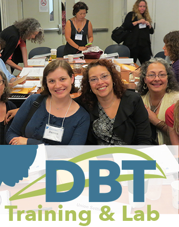 DBT trainees, August 2014, Social Work Building, NYC