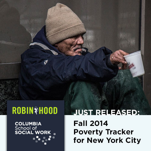 Poverty on New York City streets, Poverty Tracker Fall 2014