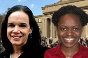 GUESTS: Professor Louisa Gilbert and Angela Aifah